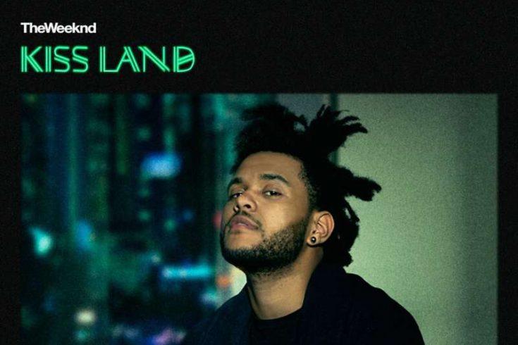 okładka płyty Kiss Land The Weeknd